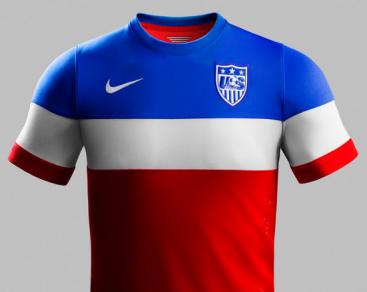 3d479b0d3 Nike Unveils Team USA 2014 World Cup Away Jerseys – TSL